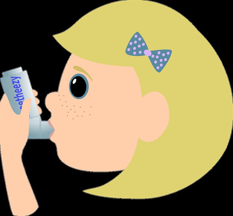 Spojitost mezi astmatem u dětí a neinfekčními nemocemi v dospělosti